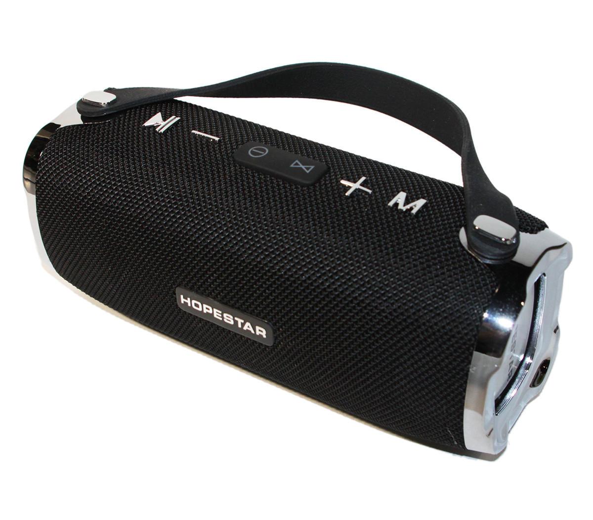 Портативная Bluetooth колонка Hopestar H24, Беспроводная стерео колонка, Блютуз колонка, Динамик музыкальный