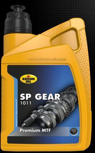 Купить Трансмиссионное масло SP GEAR 1011 60л, Kroon Oil