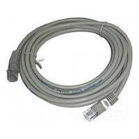 Патчкорд для интернета LAN 20m 13525-10, Патч-корд для модемов, роутеров и маршрутизаторов, Сетевой кабель