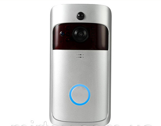 Домофон SMART DOORBELL wifi CAD M6 1080p, Мониторинг вашего дома в HD-видео, Смарт-дверной звонок