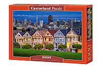 """Игрушка-Пазл Castorland """"1000"""" """"Сан-Франциско"""" (С-103751)"""