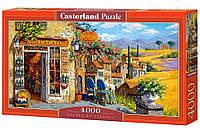 """Игрушка-Пазл Castorland """"4000"""" """"Цвета Тосканы"""" (С-400171)"""