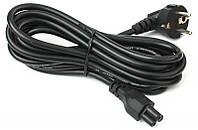 Шнур для ноутбука Cable for laptop,  Сетевой кабель, Кабель для ноутбука, планшета, Шнур питания для ноутбука
