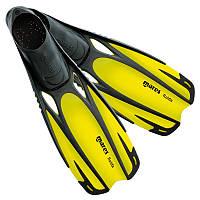 Эргономичные ласты для дайверов Марес Флюидс/Mares Fluids, закрытая пятка/открытый носок, размеры 34-43