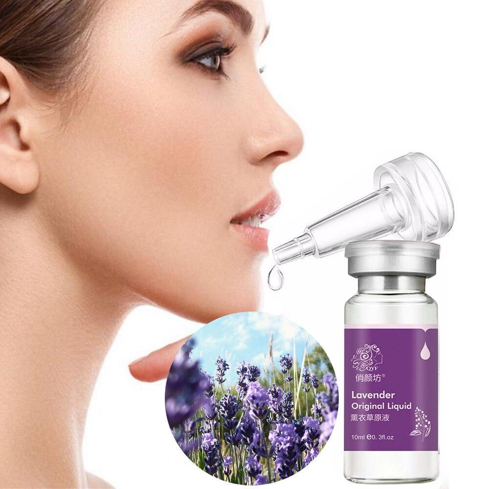 Сыворотка красоты - экстракт лаванды и гиалуроновая кислота QYANF Lavender Original Liqud 10ml