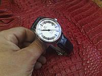 Ремешок для мужских часов OMEGA из Крокодила , фото 1
