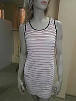 Платье розово-черное Befree