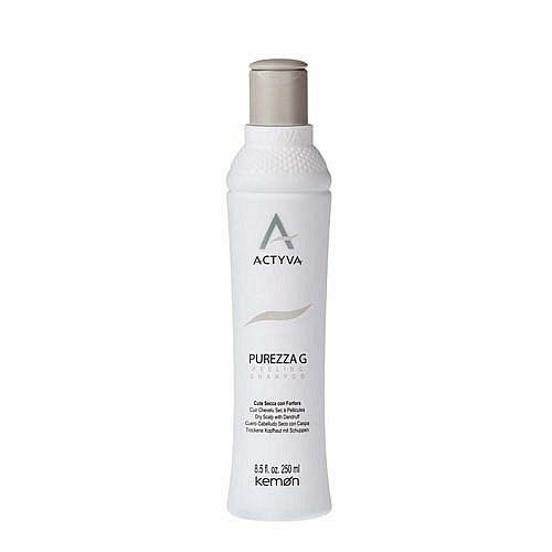 Шампунь для жирной кожи головы и волос Kemon Actyva Equilibrio G Shampoo 1000 мл