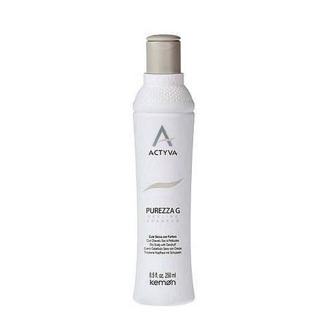 Шампунь для жирной кожи головы и волос Kemon Actyva Equilibrio G Shampoo 1000 мл, фото 2