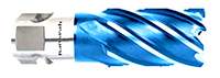 Кольцевая фреза (Корончатое сверло) Blue-Line 30 HSS-XE Weld.  d=21 mm