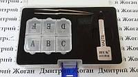 Ключ для нарезки автоключа по коду и замку с лезвием VA 2 T