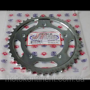 JTR1792.44 Звезда задняя 44 зуб для Triumph / Suzuki аналог Sunstar SS 1-4499-44, фото 2