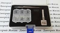 Ключ для нарезки автоключа по коду и замку с лезвием HU 64