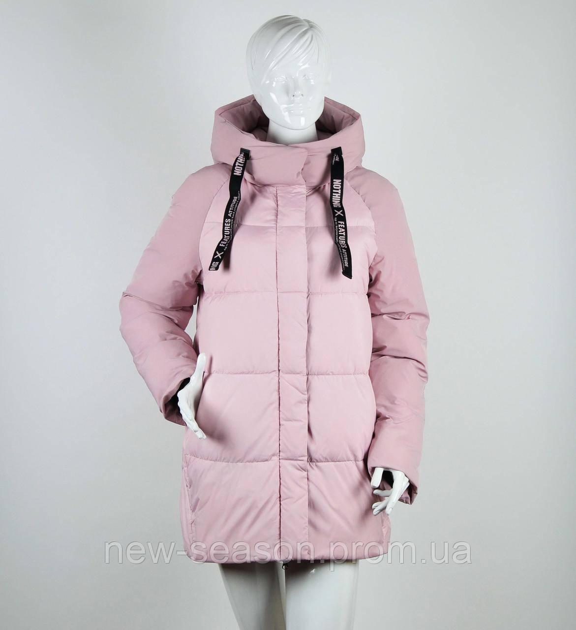 Куртка зимняя TOWMY 2216 пудра