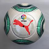 Мяч футбольный PUMA LALIGA 1 FIFA QUALITY PRO 083396-01 (размер 5), фото 3
