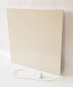 Керамический обогреватель с конвекционными решетками и терморегулятором Opal 375 Climat White