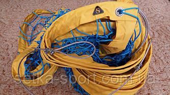 """Професійна Волейбольна сітка """"PROFFI"""" - з тросом! Ø шнура - 3,5 мм. Ціна - якість!"""