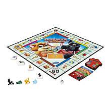 Детская настольная игра Hasbro Monopoly Моя первая монополия с банковскими картами (E1842)
