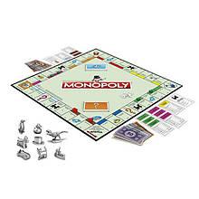 Детская настольная игра Hasbro Monopoly Классическая монополия (украинская) (C1009_657)
