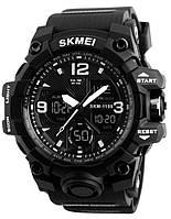 Мужские наручные часы Skmei 1155 Hard. Противоударные и водонепроницаемые спортивные часы