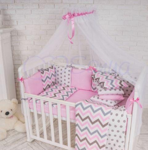 Балдахин для детской кроватки Маленькая Соня