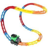 """Набор игровой """"Железная дорога"""" Qunxing toys (D9081)"""