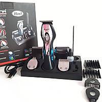Машинка для стрижки GM 562, Триммер для стрижки, Электрическая бритва, Аккумуляторная машинка для стрижки, фото 1