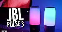 Музыкальная Колонка SPS JBL Pulse3 big BT, Мобильная переносная колонка, Колонка портативная со светомузыкой, фото 1