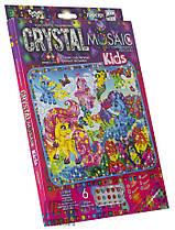 "Мoзаика из кристаллов Danko Toys ""Crystal Mosaic Kids"" CRMk-01"