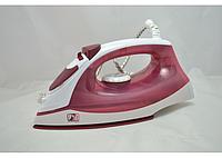 Утюг Iron PM 1132 Promotec, Утюг с функцией постоянной подачи пара, Утюг электрический бытовой, Легкий утюг, фото 1