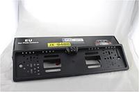 Автокамера рамка для номера CAR CAM. H88, Камера в номерной рамке, Камера заднего вида в рамке номерного знака