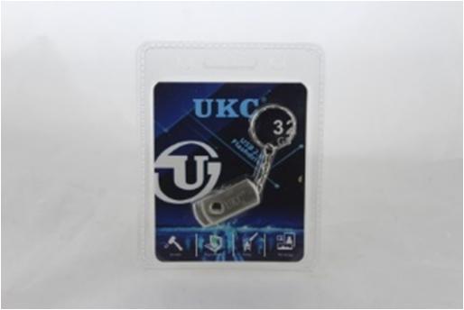 USB Flash Card UKC 32GB флешь накопитель, Флешка брелок, Мини флешка, Флешь юсб 32 ГБ, USB-флеш накопитель