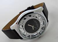 Женские часы  Marc by Marc Jacobs - цвет серебро, прозрачные, черные