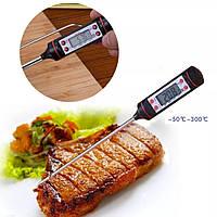 Термометр для еды TP 101, Термометр электронный для кухни и для еды, Пищевой термометр, Термометр щуп-игла, фото 1