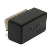 Сканер-адаптер Lesko V01H2 для диагностики автомобиля OBDII Bluetooth 2.0 Черный (2784-8576а)