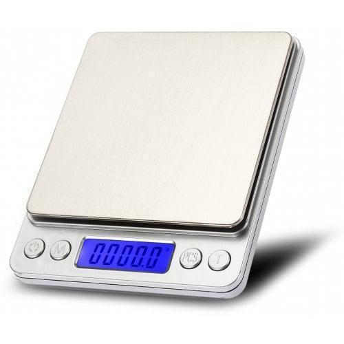Gold Scale I 2000 3Kg, Цифровые мини-весы с поддоном, Ювелирные весы,Точные электронные весы, Кухонные весы