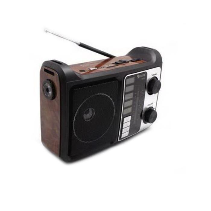 Радио RX 333+BT, Портативная колонка радио MP3 USB, Радиоприемник c Bluetooth, Приемник с фонариком