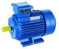 Электродвигатель АИР160S8, 7,5 кВт 750 об./мин. общепромышленный трехфазный