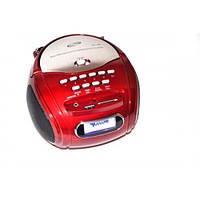 Радио RX 186,  Радио-приемник, Радио колонка MP3 USB, Радио с MP3, Колонка бумбокс, Портативная колонка, фото 1