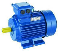 Электродвигатель АИР90L6, 1,5 кВт 1000 об./мин. общепромышленный трехфазный