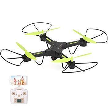 Квадрокоптер X7TW, Квадрокоптер  c WiFi камерой, Летающий дрон, Квадрокоптер, Дрон с безголовным режимом
