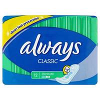 Прокладки Always Classic Standard - 12 шт.