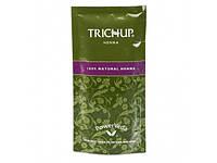 Натуральная хна для волос и мехенди Васу Тричуп (Vasu Trichup Natural Henna Powder) 100г.