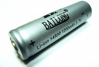 Аккумулятор14500 литий-ионный 3.7V1200-4800mAh