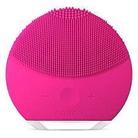 Электрическая щетка для лица FOREO Luna Mini 2, Силиконовая щетка для очистки лица, Очищающая щетка для лица, фото 1
