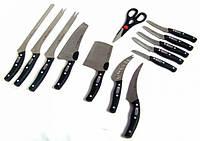 Набор ножей miracle bland 13 in 1, Набор кухонных ножей из нержавеющей стали, Острые ножи профессиональные, фото 1