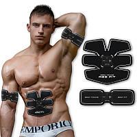Миостимулятор EMS TRAINER 3 patch -Пояс Ems-traine, Тренажер для мышц, Пояс для похудения, Электростимулятор, фото 1