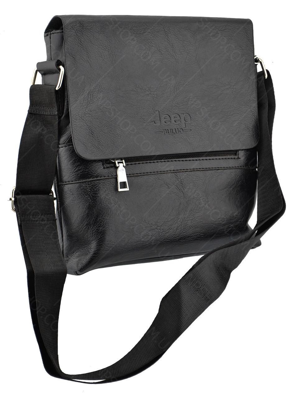Сумка мужская JEEP 866 BAGS, Сумка на плечо, Сумка для мужчины, Сумка мессенджер, Мужская сумка клатч