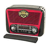 Радио RX 436, Радиоприемник от батареек, Аккумуляторное радио, Портативная колонка, Радиоколонка, фото 1