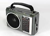 Радио RX 603, МР3, USB/SD радиоприемник, Колонка радио переносная, Радио на аккумуляторе, Музыкальная колонка, фото 1